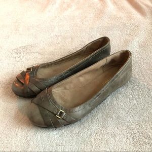 Easy Spirit Espenina Leather Flats
